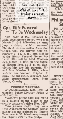 March 11, 1946.