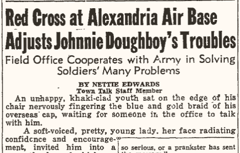 Page 10 of Alexandria Daily Town Talk, published in Alexandria, Louisiana on Saturday, September 4th, 1943