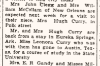 Page 3 of Weekly Town Talk, published in Alexandria, Louisiana on Saturday, July 31st, 1926